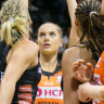 'I want validation I deserved to be in Diamonds squad': Giants star