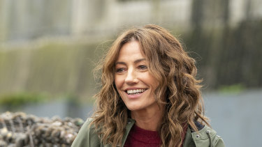 The appealing Orla Brady in The South Westerlies.