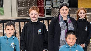 Newbury Primary School in Craigieburn is one of the state's fastest growing schools.