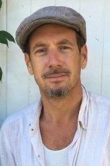 Author and paramedic Benjamin Gilmour.