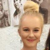 Victim of Sydney knife attack Michaela Dunn, 24.