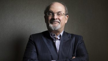 Salman Rushdie insists that no limits can be allowed to freedom of expression.