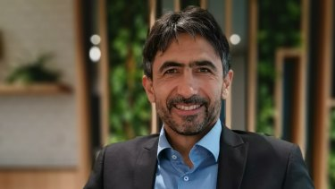 Huawei executive David Soldani