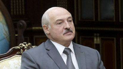 Australia's allies ready to sanction Belarus officials