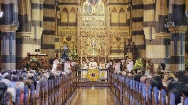 Archbishop Philip Freier says Jesus is the 'reason for the season'.