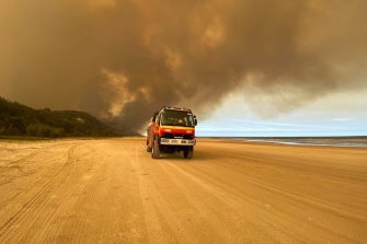 One recommendation is to use automatic number plate recogniton and mobile phone checks to keep track of campers on Fraser Island.