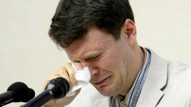 N Korea issued $2.8m bill for comatose Otto Warmbier's care - and Trump said he'd pay it