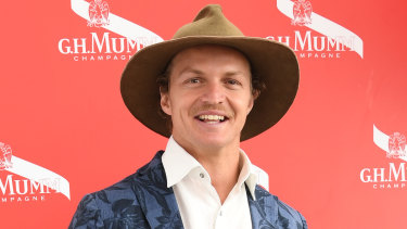 Nick Cummins, The Bachelor, on his bet behaviour at the Melbourne Cup.