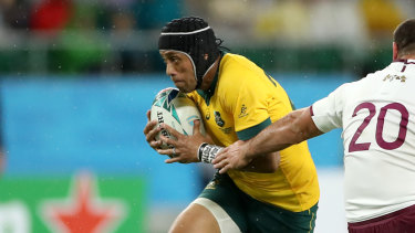 Changing combinations could benefit Wallabies: Lealiifano