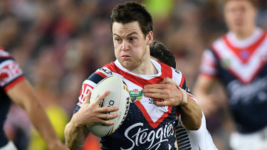 Injury concern: Roosters five-eighth Luke Keary could miss the match against Wigan.