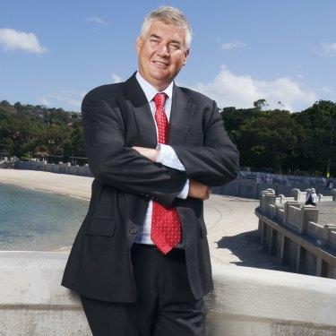 Mosman councillor Roy Bendall.