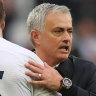Mourinho Spurs himself back into the spotlight