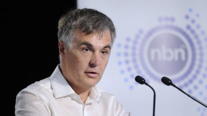 'Financially strong': NBN boss rules out writedown, won't rule out price hike