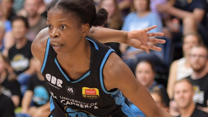 Capitals take down Boomers to make WNBL grand final