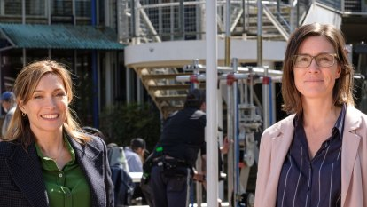 A star is born as Claudia Karvan gives TV novice a career bump