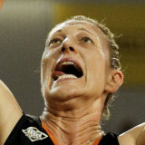 Townsville's Suzy Batkovic will prove a handful for many opposition teams.