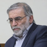Scientist Mohsen Fakhrizadeh died on Friday.