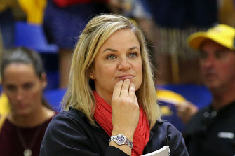 Last year, in just her second year as Swifts head coach, Briony Akle made the finalists list for coach of the year at the NSW Sports Awards.