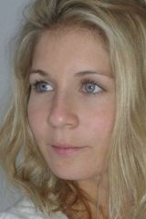 French au pair Alexandra Deuwel.