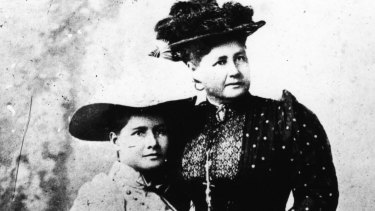 Queen Emma and sister Phebe helped rebuild the Australian Museum's collection after the Garden Palace fire of 1882.