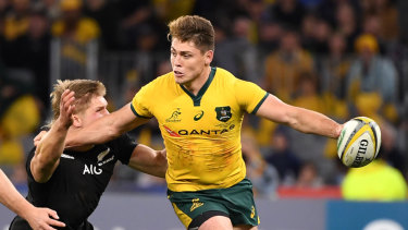 James O'Connor has been arguably the most stunning of all the Wallabies comebacks.