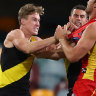 Strike two: Lynch cops pair of fines but free to face Bombers