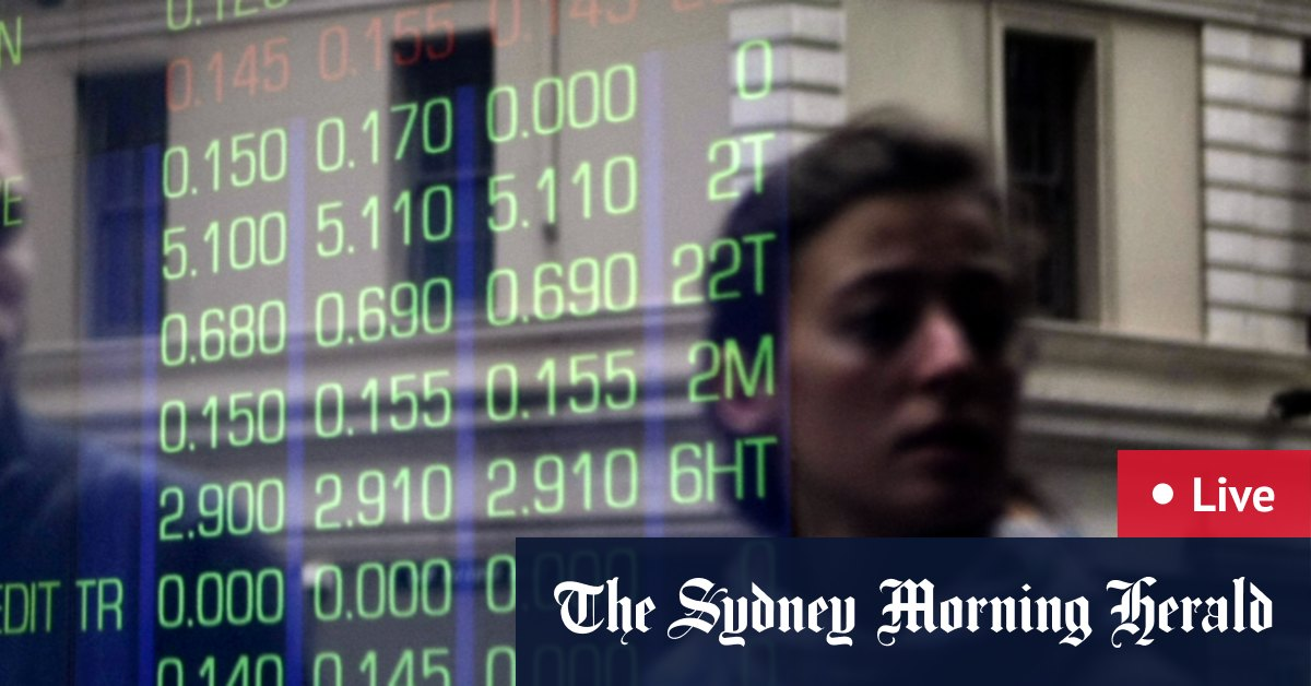 Big Four banks surge on lending law backflip; ASX up 1.6% – The Sydney Morning Herald