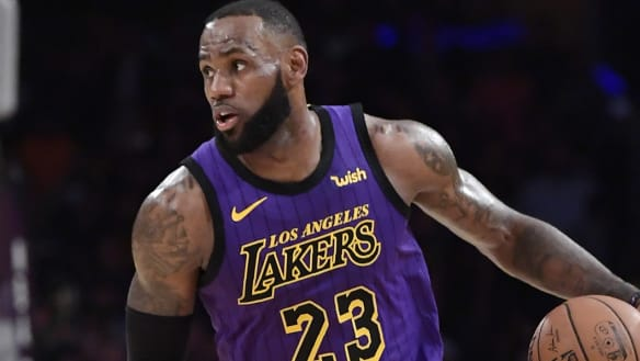 LeBron James ticks off another NBA milestone