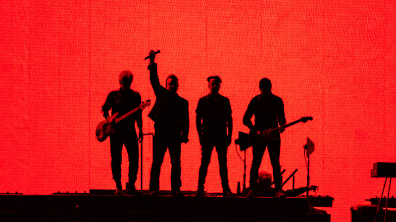 U2 Joshua Tree review Melbourne: It's one love, you've got to share it