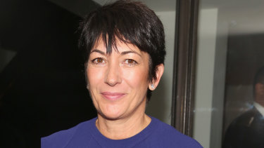 Ghislaine Maxwell, pictured in New York in 2016.