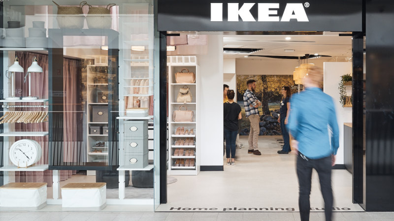 Meatballs Are Missing In Ikeas Small Sydney Studio Store