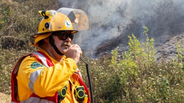 Firefighters will continue to tackle bushfires burning throughout Queensland on Sunday.