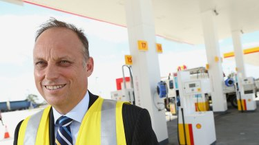 Viva Energy CEO Scott Wyatt says the Geelong refinery may have to close.