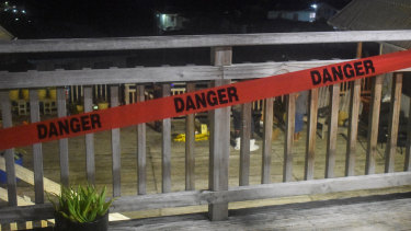 Two Norwegian People's Aid staff members, Trent Lee, an Australian in his 40s who worked as a chemical weapons consultant, andBritish bomb disposal expert Luke Atkinson, 57, were killed in an explosion in the Solomon Islands.