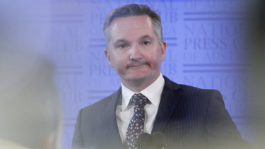 Chris Bowen will warn the Coalition's planned tax cuts were a major threat to the nation's finances.