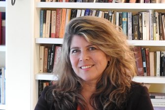 Naomi Wolf's book, The Beauty Myth, catapaulted her to global fame.