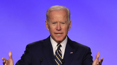 Joe Biden officially launched his candidacy for President of the United States on Thursday.