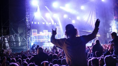 Pill testing trial 'successful' at music festival, evaluation finds