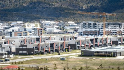 Canberra 'urgently' needs more retirement housing: Property Council
