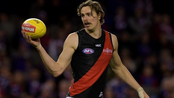 Daniher set for ruck duties against Collingwood