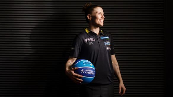 Reigning MVP Nat Hurst leaves Canberra Capitals behind