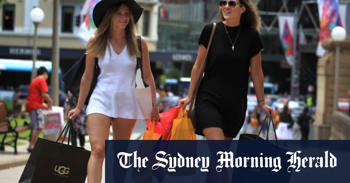 How the pandemic is changing the way we shop and what we're buying – Sydney Morning Herald