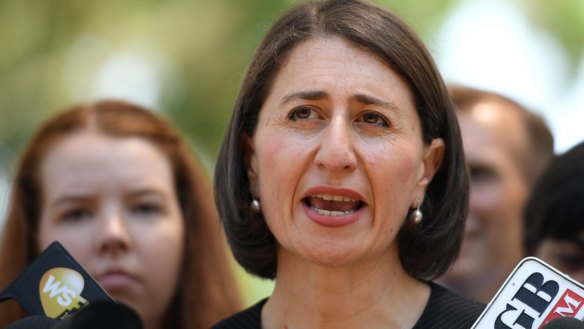 'Gobbledygook and doublespeak': How 'Gladys' gang' is failing Sydney on planning