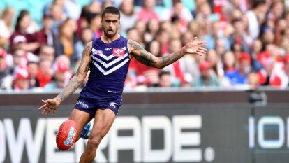 Dockers star Brad Hill could be a Saint by the morning
