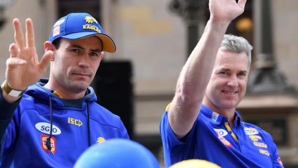 The AFL coach ladder: Simpson reigns while Lyon wallows