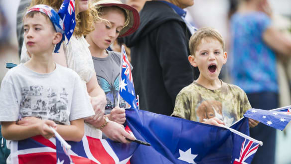 The Morrison government wants citizenship ceremonies to be a compulsory part of Australia Day celebrations.