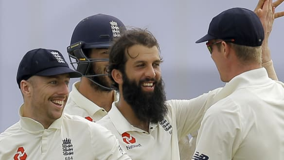 Moeen bowls England to big win over Sri Lanka inside four days