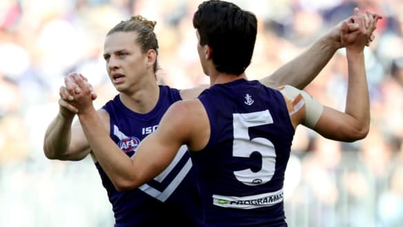 Fremantle's 2019 wishlist: Dockers eye quality control