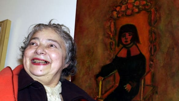 Mirka Mora service to honour a 'bold, brave and colourful' life