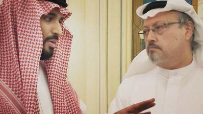 Price 'too high' to penalise Saudi Crown Prince over Khashoggi murder